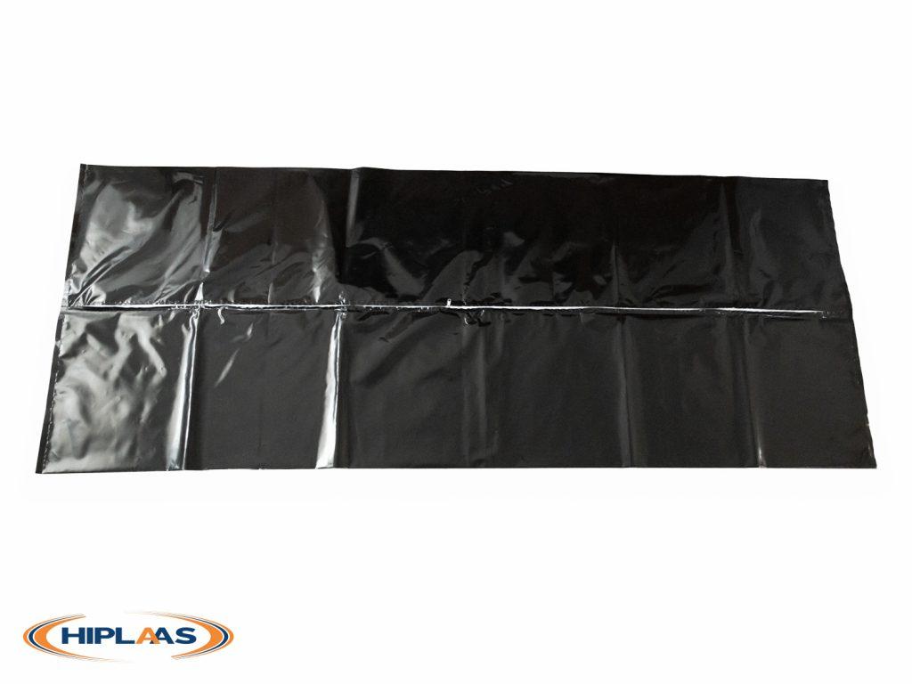 Adult Body Bag LDPE Straight Zip | 1011-01