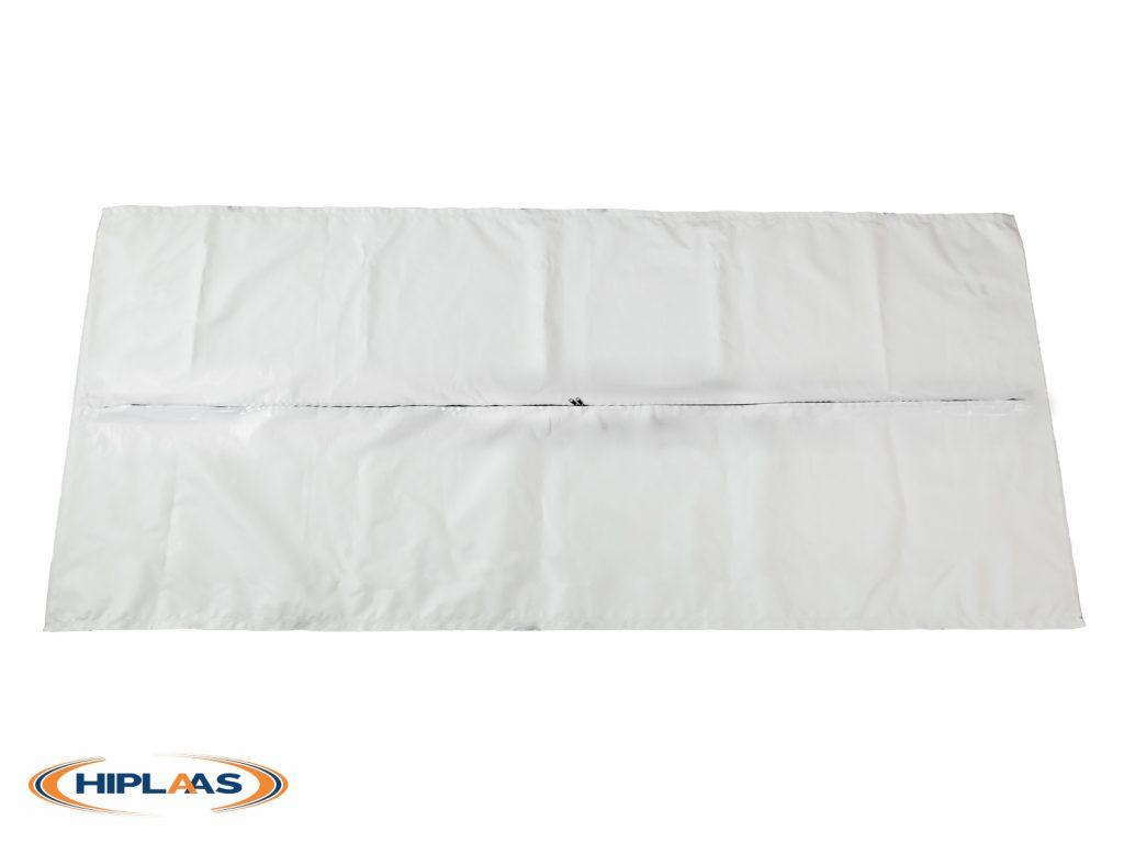 PVC ADULT BODY BAG STRAIGHT ZIP | 1011-01A