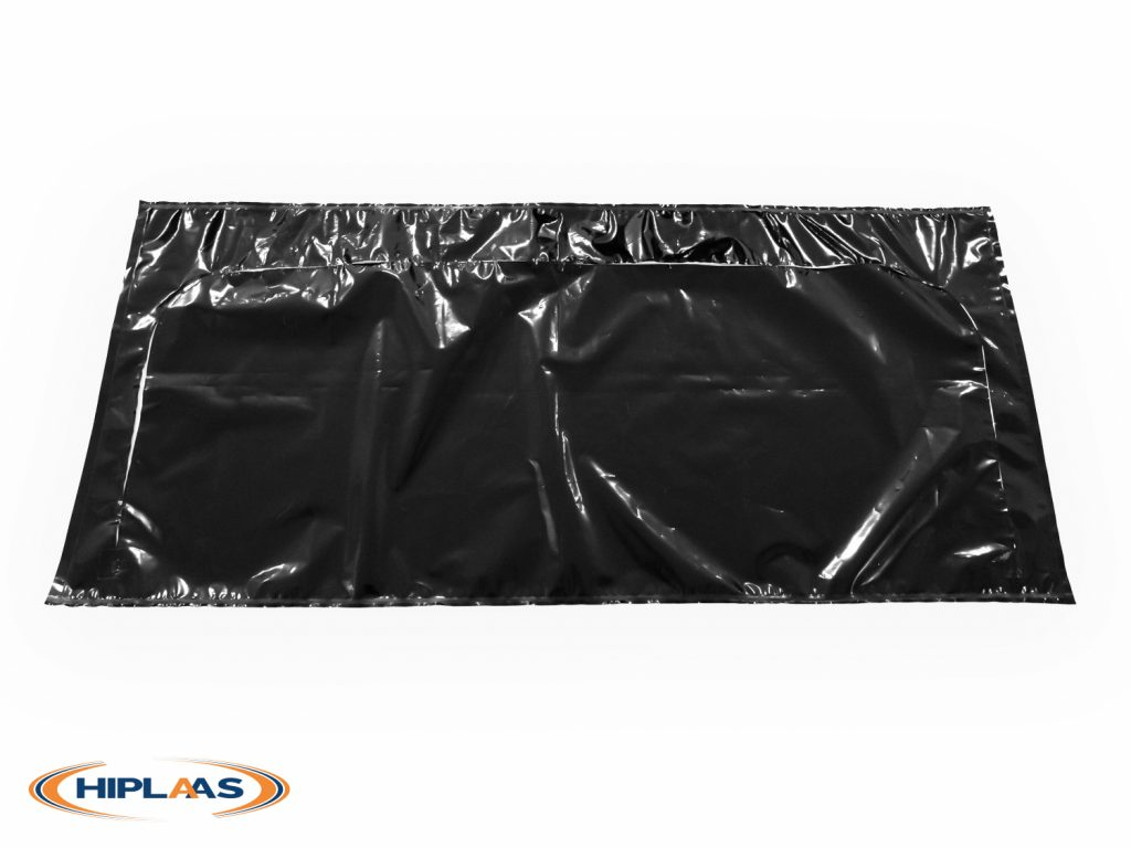 Adult Body Bag LDPE U-Shape Zip | 1011-03