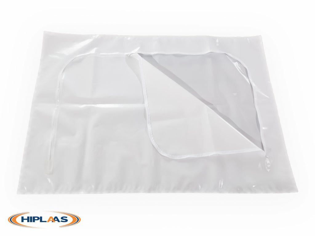 Child Body Bag LDPE U-Shape Zip | 1011-01CHILD