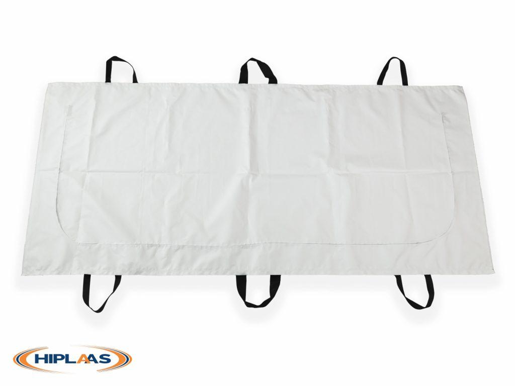 LDPE Adult Body bag U-shape zip with handles | 1011-03H