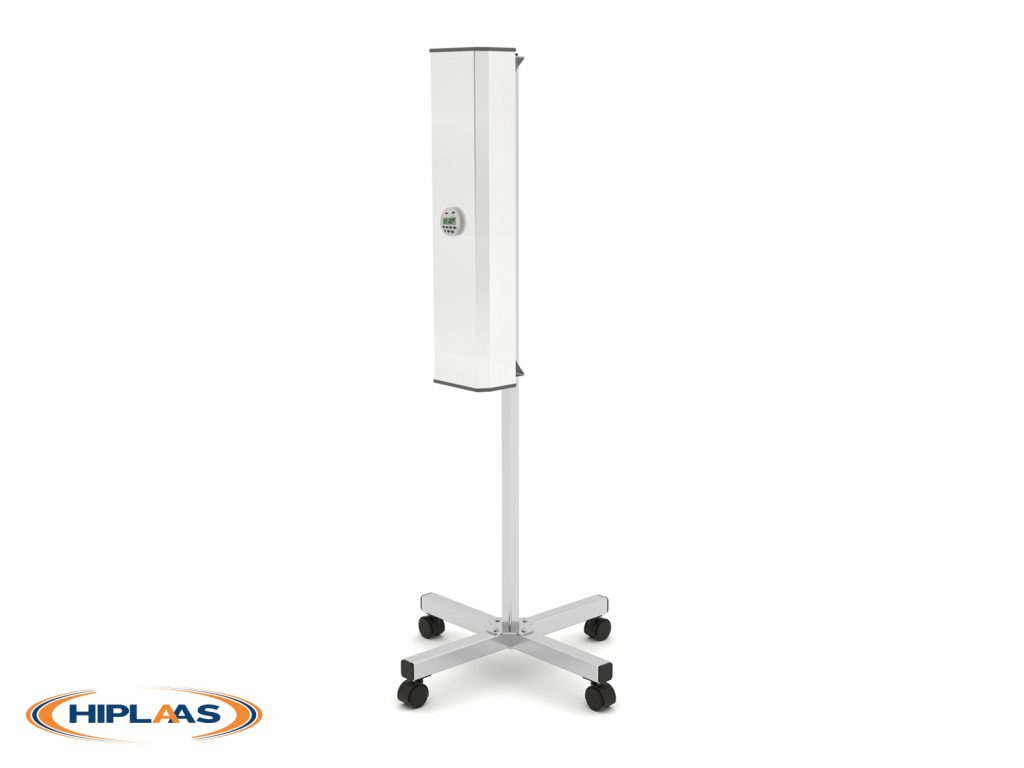 MOBILE GERMICIDAL LAMP INDIRECTLY RADIATING | EFFECTIVE DISINFECTION AIR BY ULTRAVIOLET RADIATION / MOPGL221